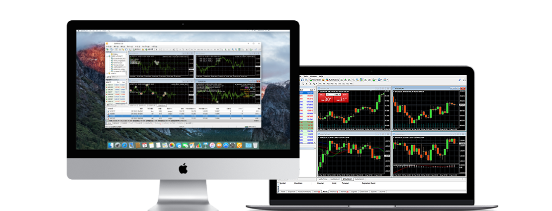 metatrader4 mac