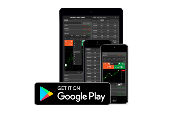 cTrader Mobile Download for Android