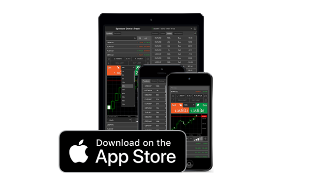 Download cTrader Mobile for iPhone & iPad