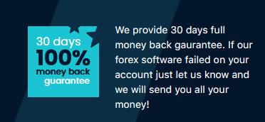 FxStabiliziee money back gaurantee