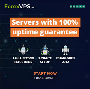 Realiable Forex VPS for Metatrader 4/5